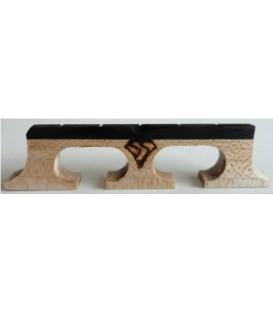 Bridge - Snuffy Smith - Tenor and Plectrum 5/8th size Snuffy Smith BridgeStyle I