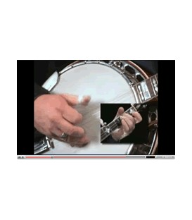Cluck Old Hen in D - Advanced Banjo Lessons and Tabs