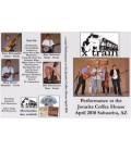 X Train Bluegrass Band Live Bluegrass Concert DVD