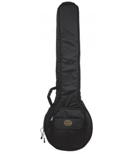 Soft Case for Bluegrass Banjo - Superior TB 2 - Gig Bag for Banjo with Resonator