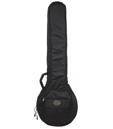Soft Case for Bluegrass Banjo - Superior TB 2 - Gig Bag for Banjo with Resonator