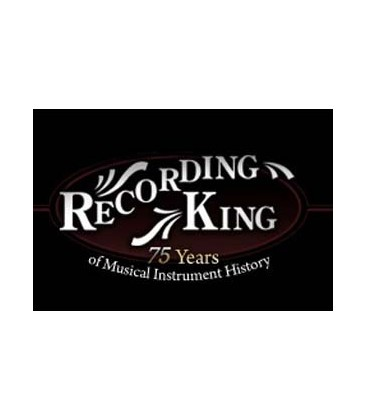 Recording King Banjo - RK- R80 - The Professional Banjo