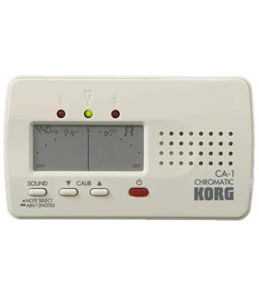 Tuner - Korg CA-1 Chromatic Tuner
