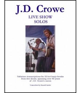 J.D. Crowe Live Show Solos