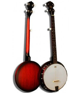 Morgan Monroe - MB-15 Resonator Banjo