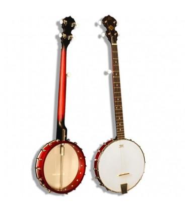 Morgan Monroe - RT-B15 Open Back Banjo