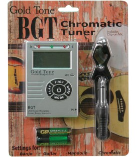 Goldtone BG Banjo Tuner - Best Banjo Tuner for Beginners