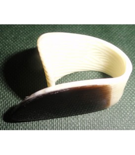 """ Torti"" - Tortoise Shell Replica Thumb Pick"