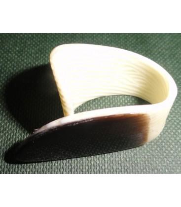 "Picks - The "" Torti"" Tortoise Shell Replica Thumbpicks"