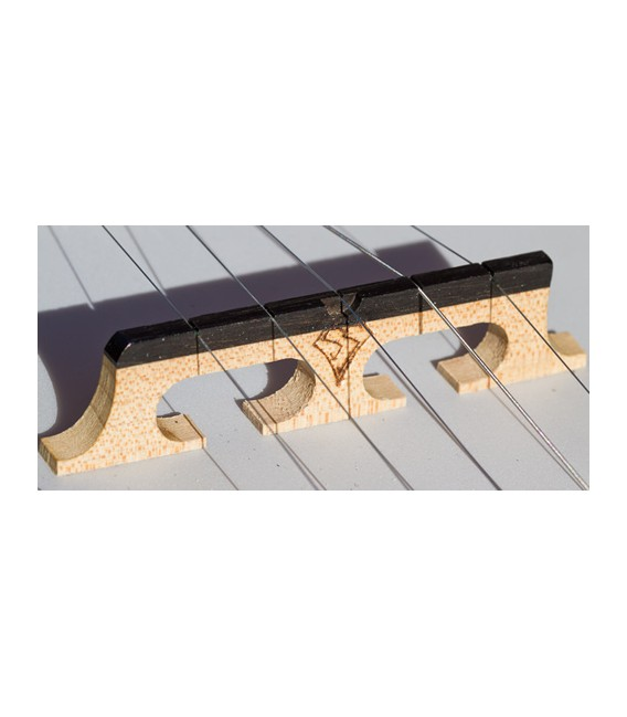 Snuffy Smith Bridge for 5-String