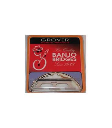 Grover 5-String Banjo Bridge 5/8
