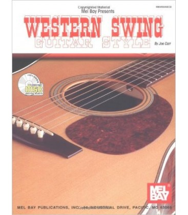 Book - Guitar - Western Swing Guitar Style by Joe Carr