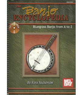 Banjo Encyclopedia Special Order Wire Bound