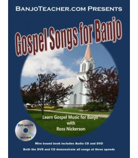 Gospel Songs E-Book With CD Tracks