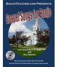 Gospel Music for Banjo - Instructional Book/DVD/CD