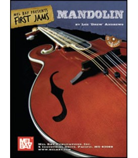 First Jams - Mandolin - Book/CD Set