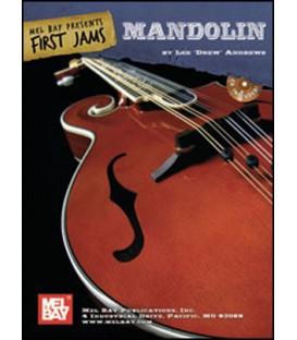 First Jams - Mandolin - Book/CD Set