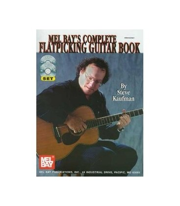 Book - Guitar - Complete Flatpicking Guitar Book - Book/CD/DVD Set