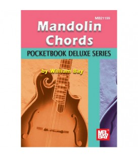 Mandolin - Mandolin Chords - Pocketbook Deluxe Series