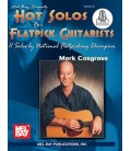 Guitar - Hot Solos for Flatpick Guitarists -(Book + Online Audio)