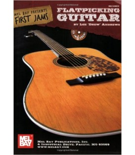 Guitar - First Jams: Flatpicking Guitar - Book/CD Set