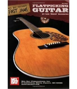 Guitar - First Jams: Flatpicking Guitar - Book/CD Set
