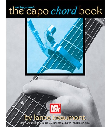 Book - Guitar - The Capo Chord Book