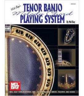 Book - Tenor Banjo Melody Chord Playing System Book
