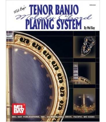Book - Tenor Banjo Melody Chord Playing System Book