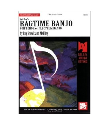 Book - Ragtime Banjo for Tenor or Plectrum Banjo Book