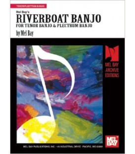 Book - River Boat Banjo for Tenor or Plectrum Banjo Book
