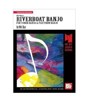Book - River Boat Banjo for Tenor or Plectrum Banjo Book
