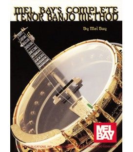 Book - Complete Tenor Banjo Method - Book