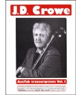 J.D. Crowe Book - AcuTab Transcriptions Vol 1
