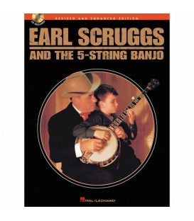 Earl Scruggs and the 5-String Banjo Book with Audio Access