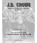J.D. Crowe Banjo Solos - The New South - Come On Down To My World