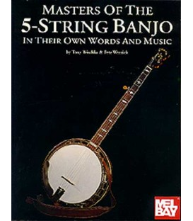 Book -Masters of the 5-String Banjo