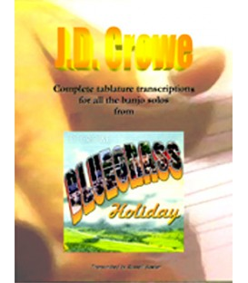 Book - J.D. Crowe Bluegrass Holiday