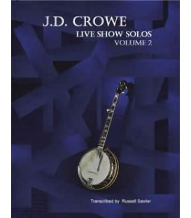 JD Crowe sheet Music
