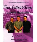 Live in Nashville (DVD) - Hurst, Stafford & Sutton