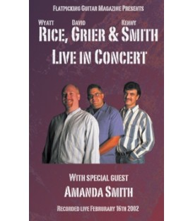 DVD - Rice, Grier  &  Smith Live! (DVD)