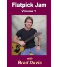 Flatpick Banjo Jam Volume 1 With Brad Davis