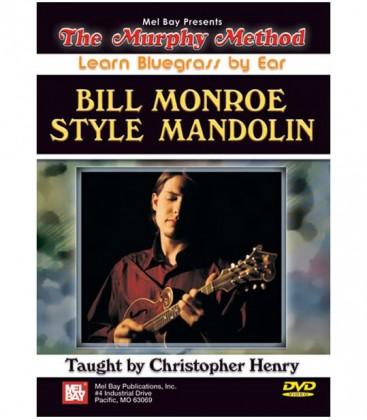 Mandolin - Bill Monroe Style Mandolin - Learn Bluegrass By Ear - DVD