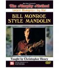 Bill Monroe Style Mandolin - Learn Bluegrass By Ear - DVD
