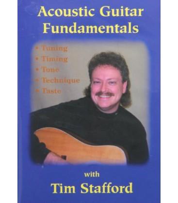 DVD - Guitar - Acoustic Guitar Fundamentals - DVD