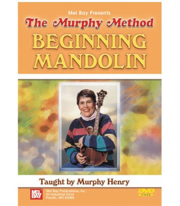 Mandolin - Beginning Mandolin - The Murphy Method DVD