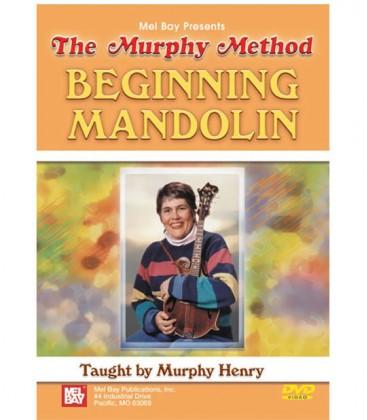 Mandolin - Beginning Mandolin - The Murphy Method DVD