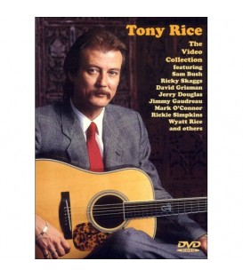 DVD -Guitar - Tony Rice: The Video Collection - DVD