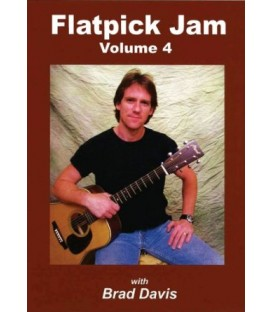 DVD - Guitar - Flatpick Jam - Volume 4 - DVD