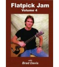 Bluegrass Band Play Along DVD - Flatpick Jam - Volume 4